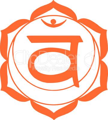 chakra orange