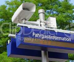 Fahrgastinformation - Reisezeit