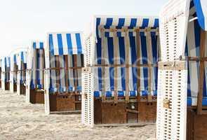 Strandkörbe - Beach Chairs