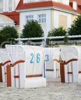 Strandkörbe auf Rügen - Beach Chairs