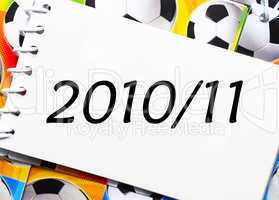Fußball Saison 2010/11