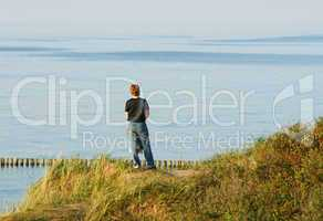 Blick auf das Meer - Ocean View