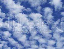 Schöner Himmel mit Wolken - Beautiful Sky with Clouds