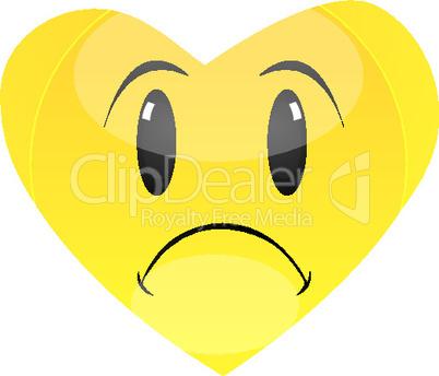 illustration of sadness