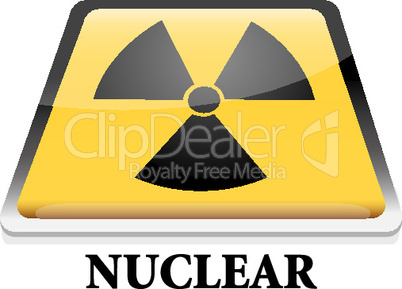 nuclear with white background