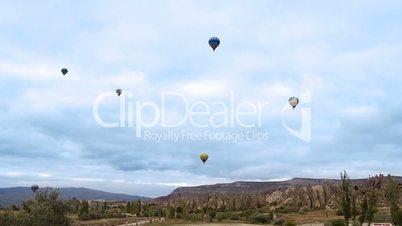 Cappadocia turkey nature baloon fly fairy chimney miracle holiday tourism 1