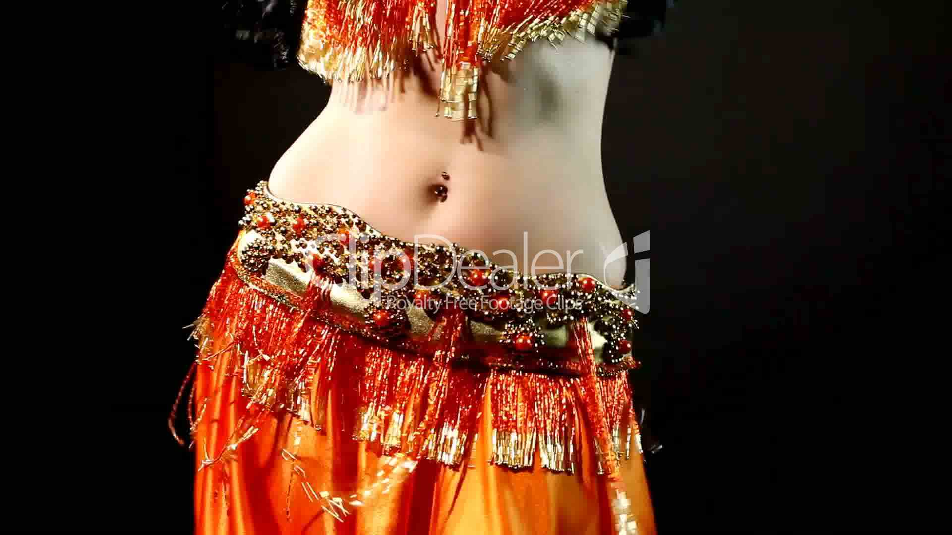 Traditional sexy belly dancing 2