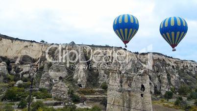 Cappadocia turkey nature baloon fly fairy chimney miracle holiday tourism 2