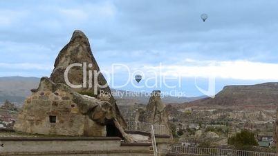Cappadocia turkey nature baloon fly fairy chimney miracle holiday tourism 3
