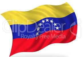 Venesuela  flag