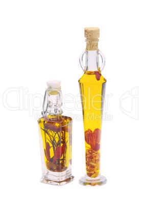 Kraeuteroel freigestellt - herbal oil 01