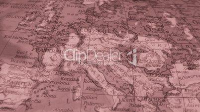 Europe and the Globe - Europa und der Globus
