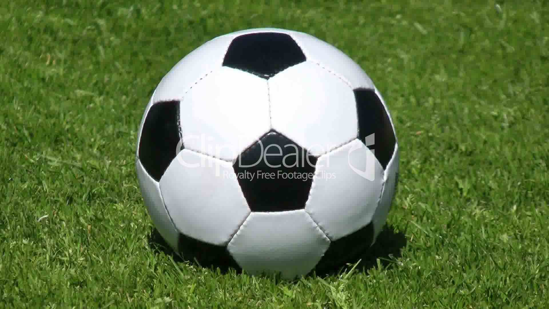 Soccer Goal Video Fussball Tor Royalty Free Video And