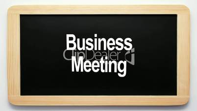 Business Meeting - Concept Video