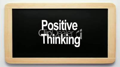 Positive Thinking - Concept Video