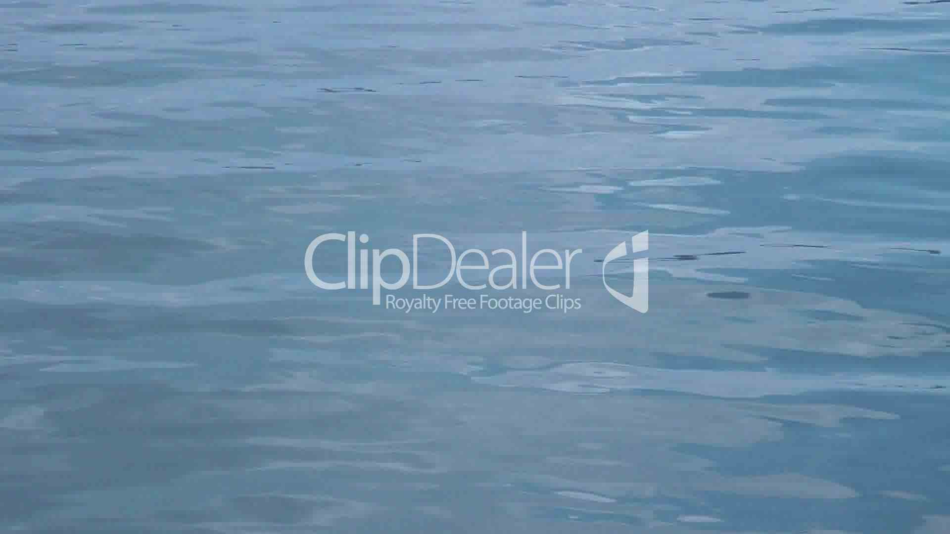 Soft Blue Water Waves Royalty Free Video And Stock Footage