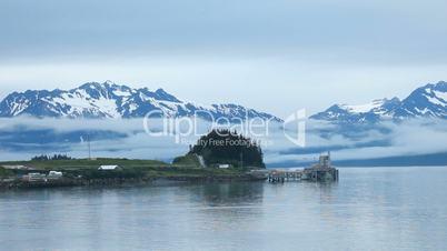 Valdez oil pipeline terminal P HD 8631