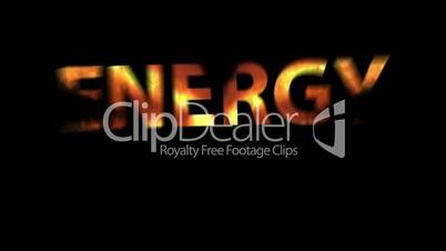 Energy - Animation