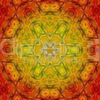 Ring of Fire Mandala 08