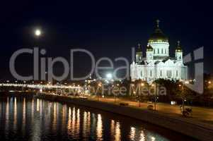 Christ The Savior In Moscow