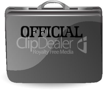 official briefcase