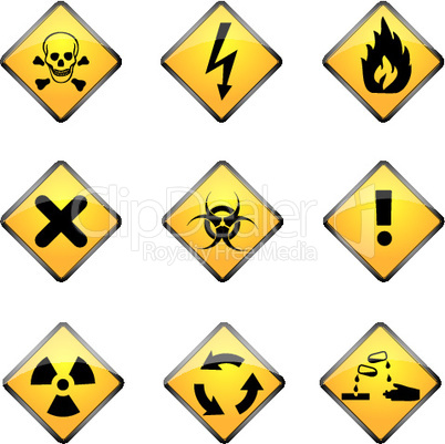 Warnsymbole