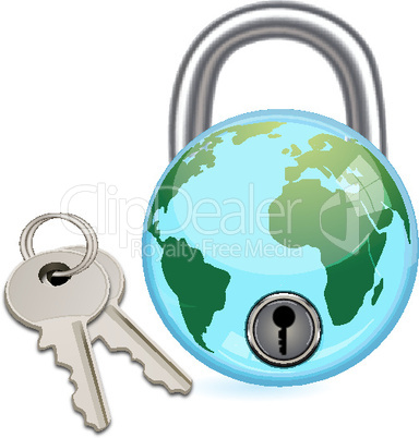 global lock with keys
