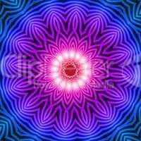 Farbspiel Mandala 01