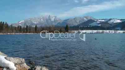 Bergsee im Winter - Winter at the Lake