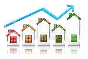homes with grow arrow