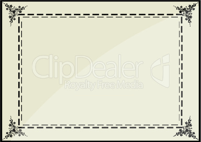 simple vector background