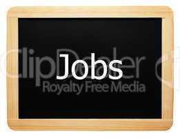 Jobs - Concept Sign - Konzept Tafel