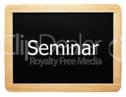 Seminar - Konzept Tafel