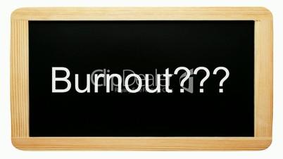 Burnout / Balance - Concept Video