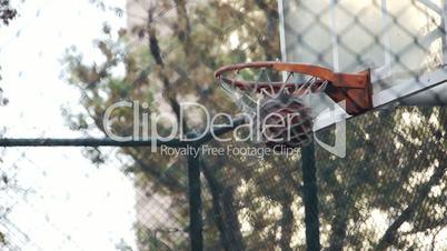 Basket play basketball streetball sport game action