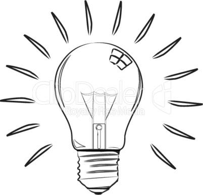 ketchy electric bulb