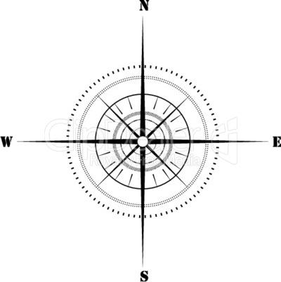 sketchy compass