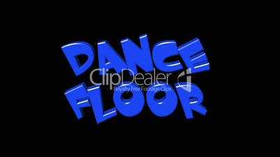 Dance Floor - Concept Video