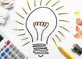 Die brilliante Idee - The great Idea