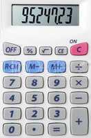 Pocket Calculator - Taschenrechner