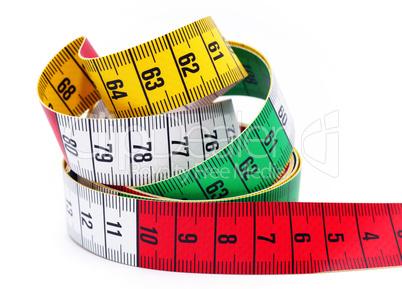 Measuring Tape Close-up - Maßband