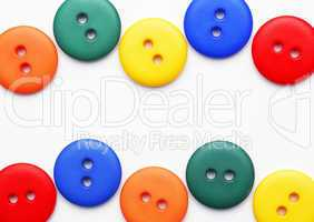 Buttons & Colours - Knöpfe & Farben