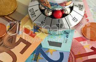 Decision Maker: PRAY - Money Concept