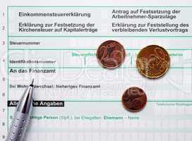 Einkommensteuer Erklärung Finanzamt