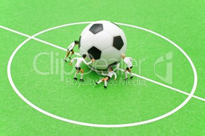 soccer / fußball - the big game