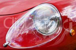Scheinwerfer Auto - Car Detail