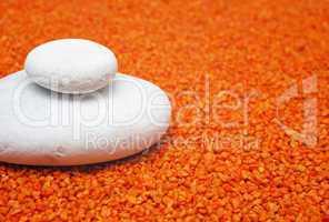 Wellness Stones - Orange Concept
