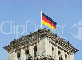 Reichstag / Bundestag in Berlin