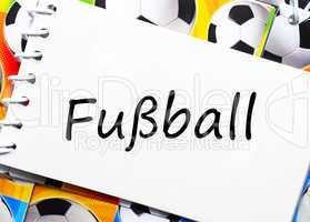 Fußball - Team Concept