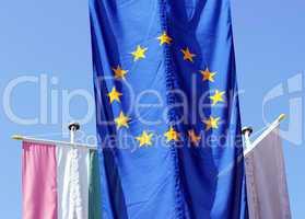 Europa Flagge - Flag Europe